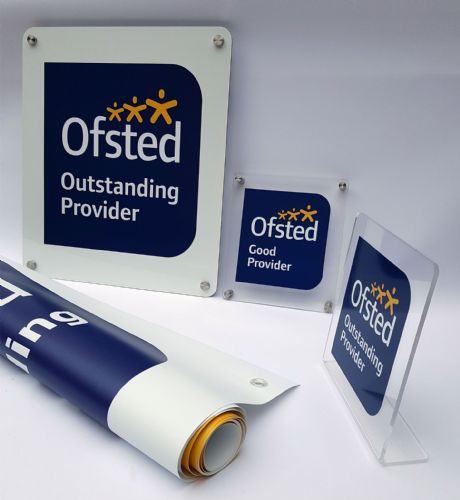Ofsted Sign Package